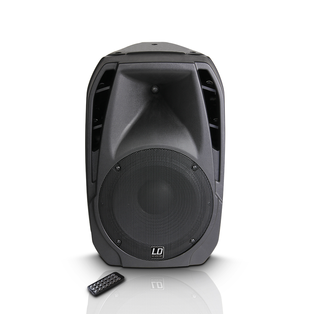PLAY 15 A – Powered PA Speaker With MP3 Player