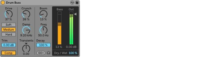 Ableton Live 10 Echo image Drum Buss