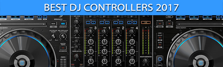 Best DJ Controllers 2017