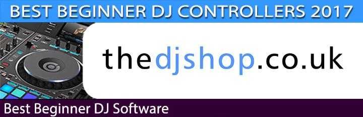 Best beginner DJ Controllers 2017