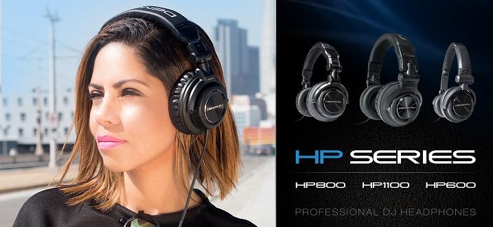 Denon DJ HP Series