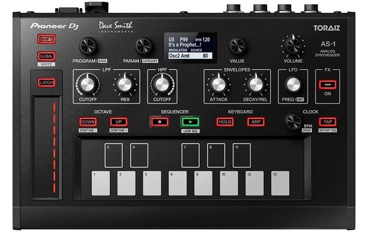 Pioneer TORAIZ AS-1 monophonic analogue synthesizer