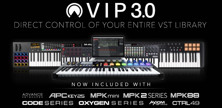 VIP 3.0 - Complete VST Integration