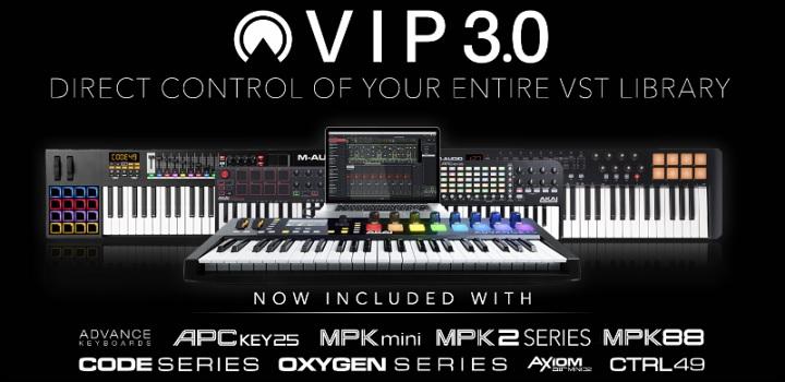 VIP 3.0 - Complete VST Integration