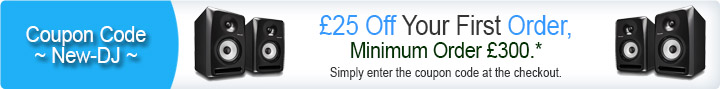 £25 Off Your First Order