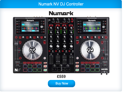 Numark NV DJ Controller