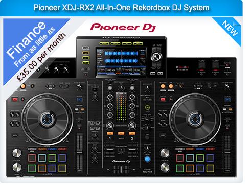 Pioneer XDJ-RX2 All-In-One Rekordbox DJ System