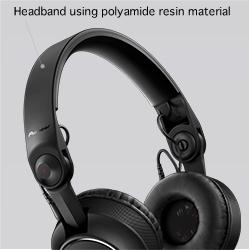 Headband using polyamide resin material