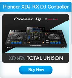 Pioneer XDJ-RX all-in-one USB dual-deck DJ System