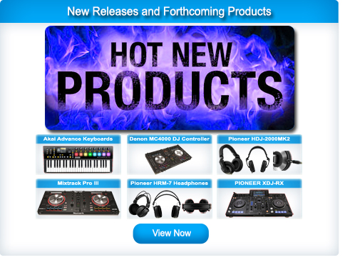 New Releases and Forthcoming Products