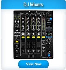 Pioneer DJ Mixers