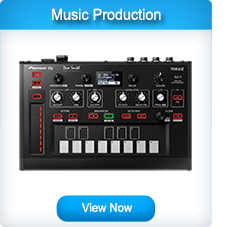 Pioneer DJ Music Production Gear