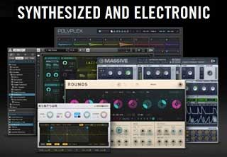 Synthesized and Electronic