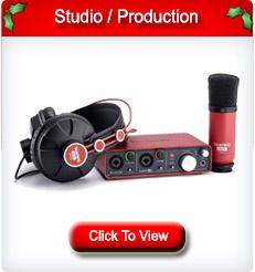 Studio / Production Equipment