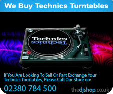 Technics Turntables Wanted