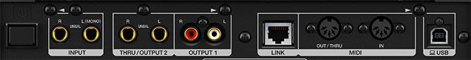 DJS-1000 Rear