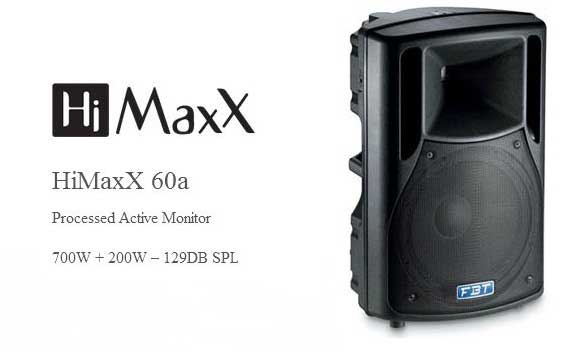 HiMaxX 60a