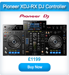 Pioneer XDJ-RX all-in-one USB dual-deck DJ System