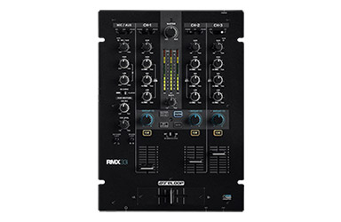 3-Channel DJ Mixers