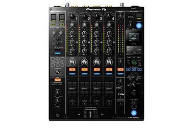4-Channel DJ Mixers