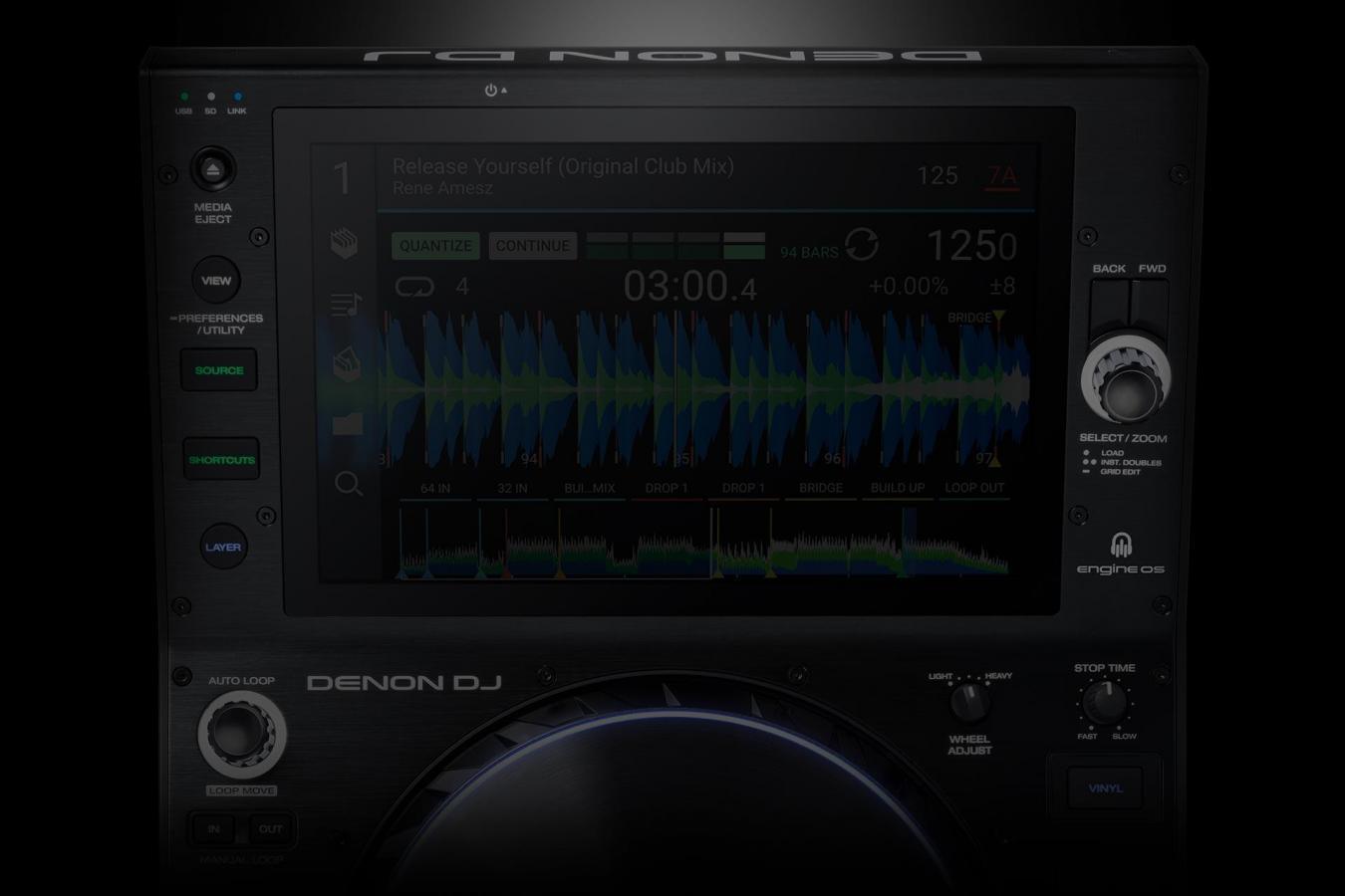 Denon DJ Release New Engine OS Update v1.6