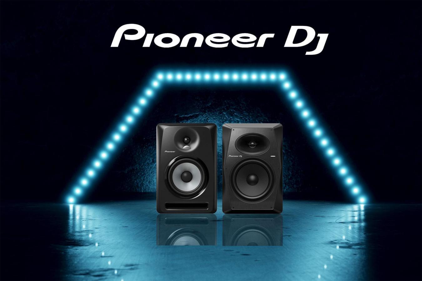 Pioneer DJ VM Series vs. S-DJ Range: OLD versus NEW