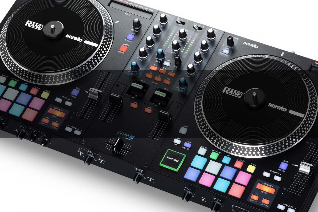 Rene One DJ Controller