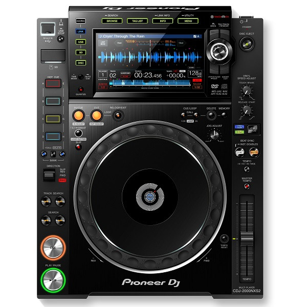 DJ Controller Workstation MC 6000