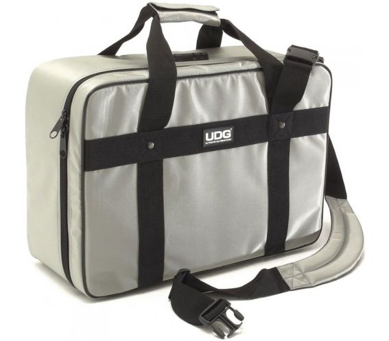 UDG CD Jewel Case Bag Silver Jewelcase Main Image