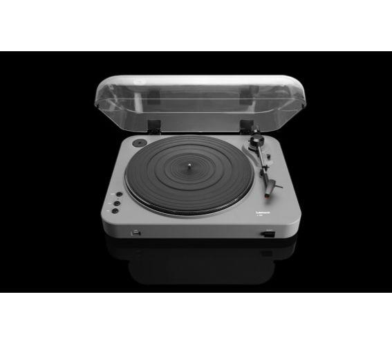 LENCO L-85 USB Turntable with Direct recording (Matt Grey)