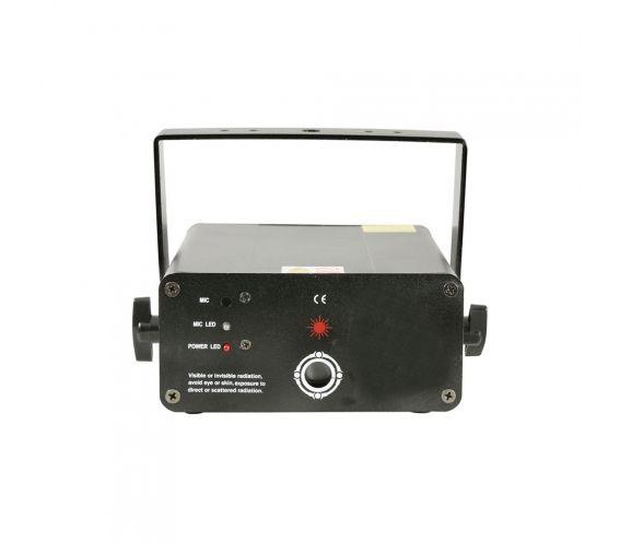 QTX Fractal 250 RGB Pattern Laser
