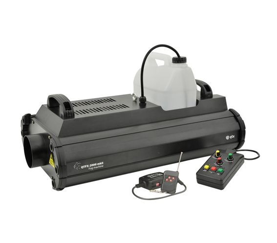 QTFX-2000 MKII High Power Fog Machine