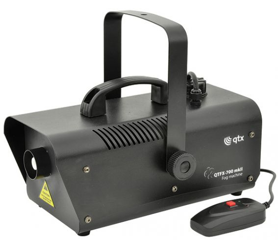 QTFX-700 MKII Fog Machine