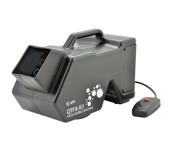 QTFX-B3 MEGA BUBBLE MACHINE