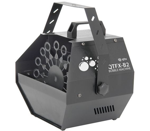 QTFX-B2 BUBBLE MACHINE