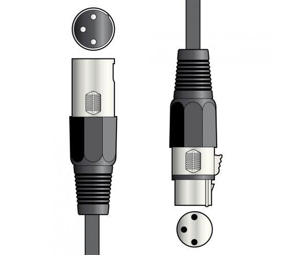 QTX DMX Cable