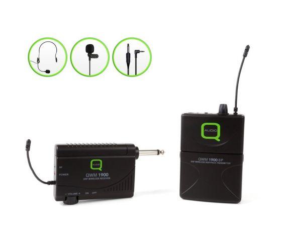Q-Audio QWM 1900 BP System