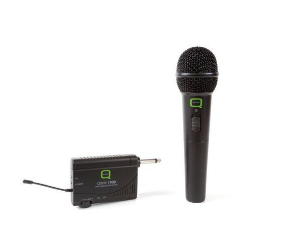Q-Audio QWM 1900 HH Set 1