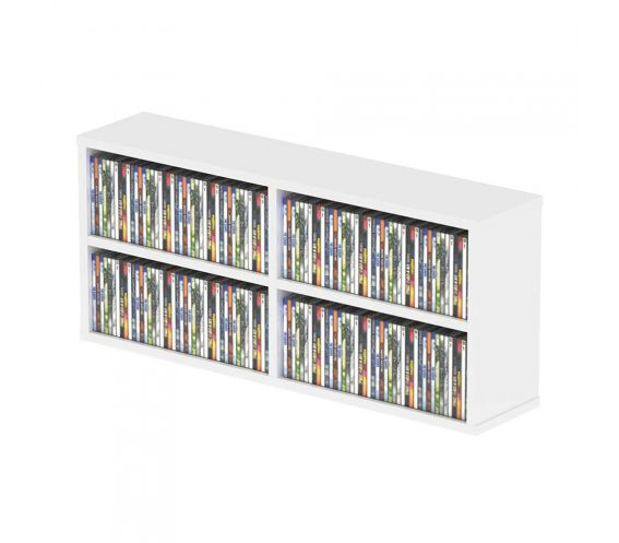 Glorious CD Box 180 (White) Front Image