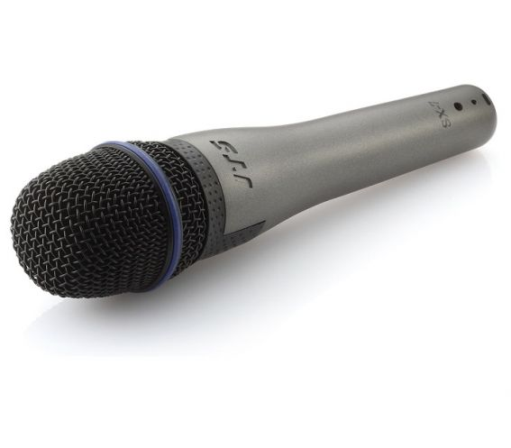 JTS Professional SX-7 Wired Handheld Microphone Instrument Vocal Karaoke Dynamic Cardioid XLR Vox