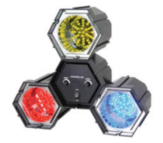 3 LINKABLE LED LIGHTS