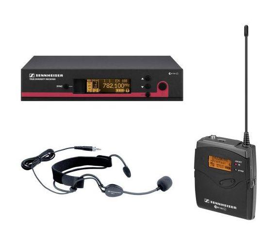 EW152 G3 Headset Wireless Radio Microphone System