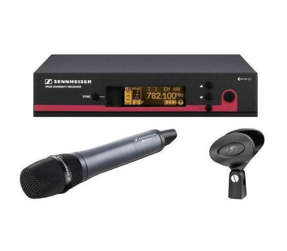 EW165 G3 Handheld Wireless Microphone System