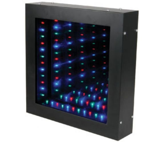 LED Tunnel effect
