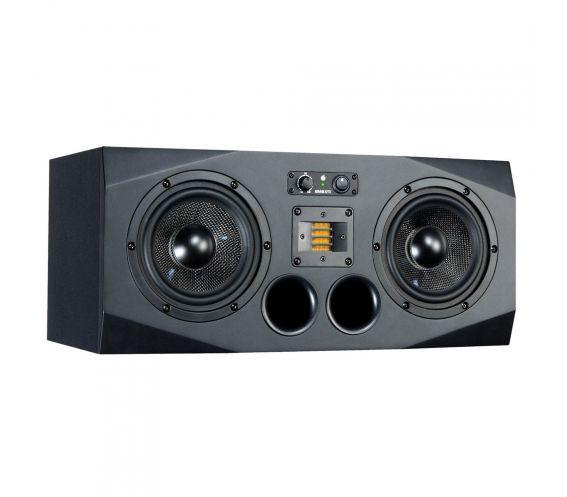 "Adam Audio A77X Nearfield Monitor 3-way, 2x7"" woofer B-Side Main"