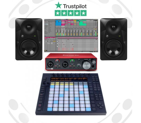 Advanced Ableton Live 11 and Push 2 Music Production Package