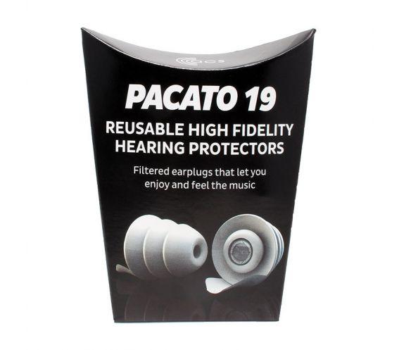 ACS Pacato 19 High Fidelity Earplug Hearing Protectors main image