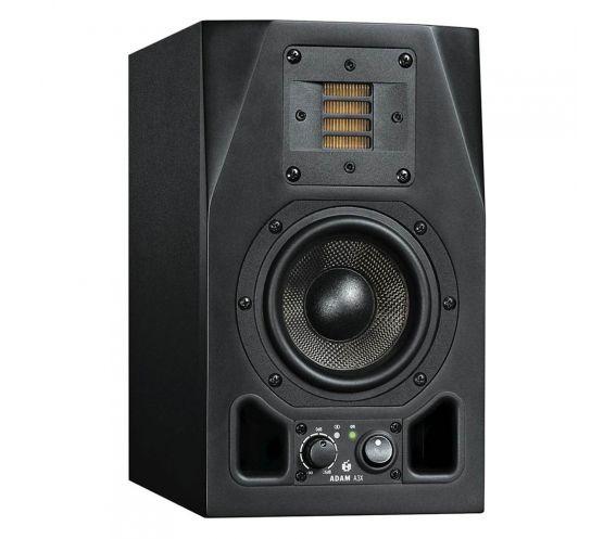 "Adam Audio A3X Nearfield Monitor 2-way 4.5"" woofer Main"