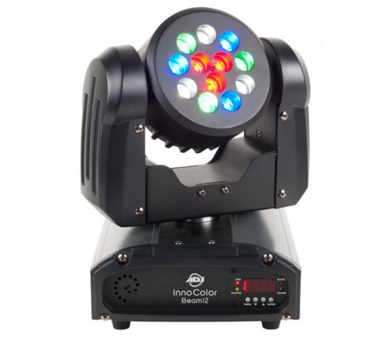 ADJ Inno Colour Beam 12 LED Moving Head
