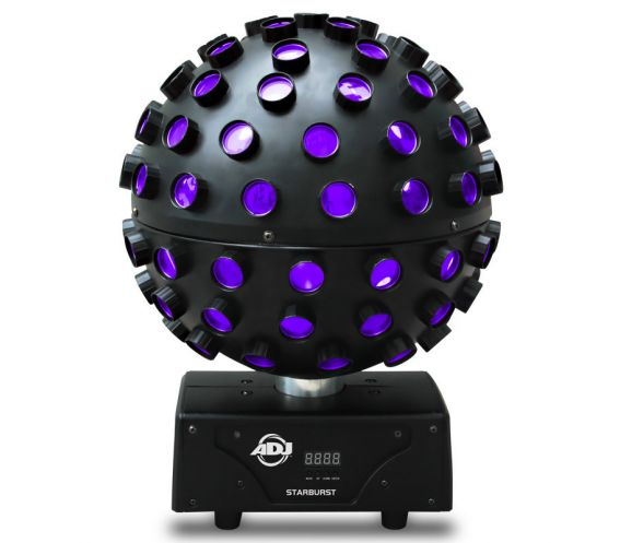 American DJ Starburst LED Mirror Ball Effect